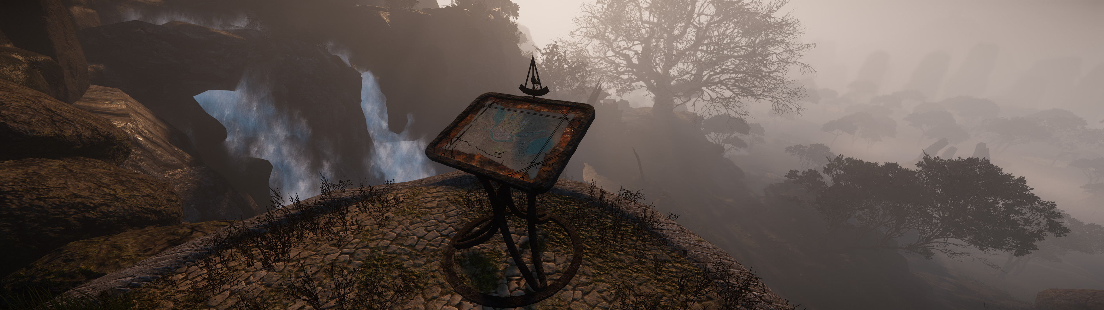 The mapholder implemented in CryEngine