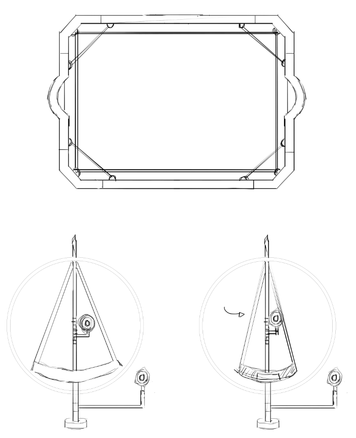 Blueprint of the mapholder - Aporia: Beyond the Valley