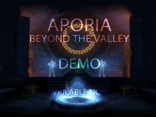 Announcement of Aporia Demo